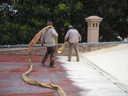 Aislaciones termicas poliuretano espuma de poliuretano - Poliuretano en spray ...