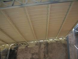 Aislaciones termicas poliuretano espuma de poliuretano - Aislante termico para techos ...